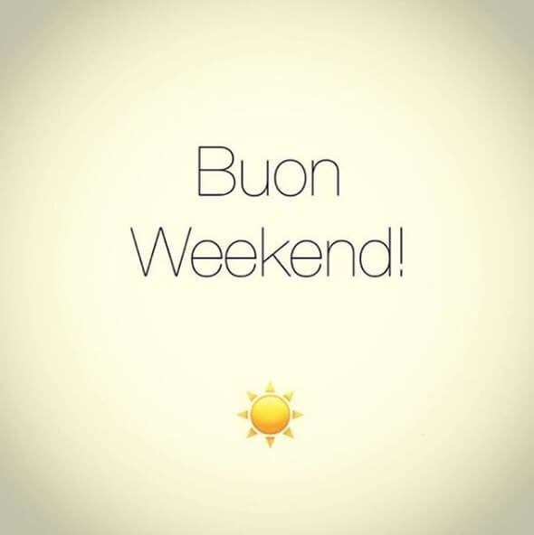 buon weekend gif gratis