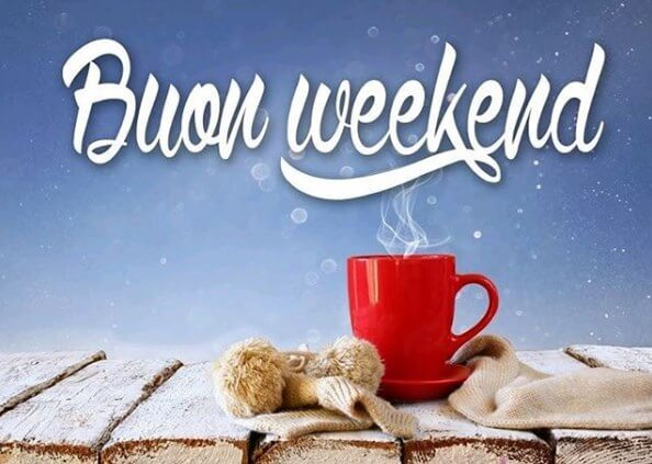 buon weekend facebook