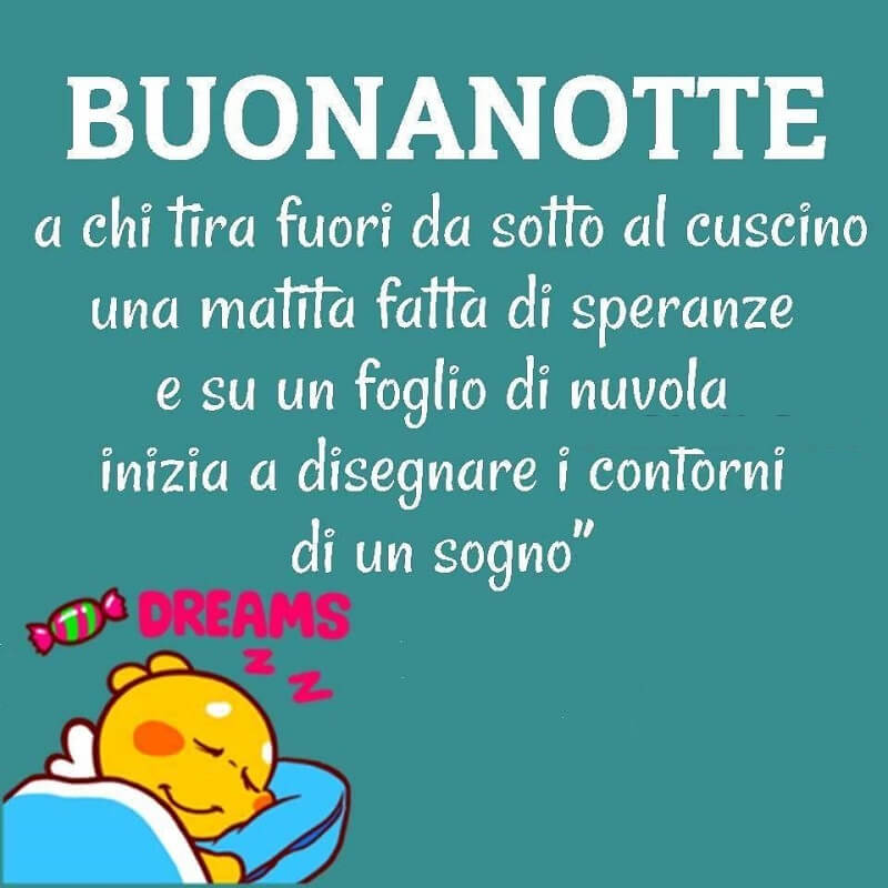 video di buonanotte